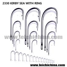 Gancho de mar de qualidade superior Kirby com anel