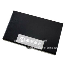 Colorful Business Card Holder, Metal Name Card Holder