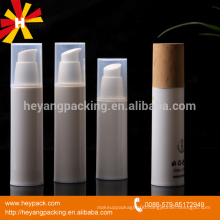 50ml plastic PP bottle pump dispenser