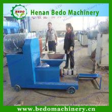 Machine de briquette de carbone et briquette de charbon de bois de briquette de riz faisant la machine
