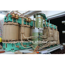 Deux phases 30kv / 380v / 220v Power Transformer a