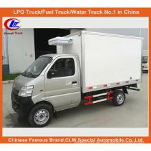 1ton Kühlschrank Van Truck im kompakten Mini-Kühlwagen