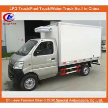 Camion frigorifique de 1ton dans le mini camion frigorifique compact
