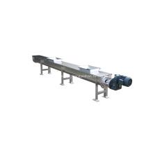Transportador de parafuso flexível em pó