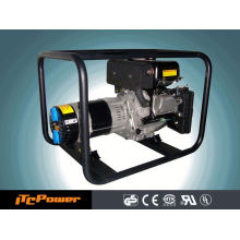 ITC-POWER portable generator gasoline Generator (4kVA) home