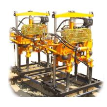 Máquina de calcamento do reator hidráulico YD-22 para a estrada de ferro
