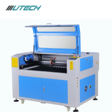 CO2 Denim Lasergravering Machine Jeans Processing