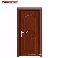 Tpw-023 Simple Design PVC MDF Shower Room Door for Bathroom