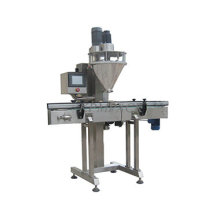 Máquinas de llenado de polvo semiautomático / Equipo de embalaje