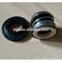 Graphite and ceramics mechanical water pump seal