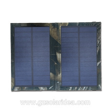 5V 0.5A Portable Solar Charger For Cell Phones