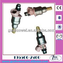Los últimos inyectores de combustible Mazda / denso 400 CC OEM 195500-2400