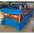 Galvanized Corrugated Roof Sheet Cold Roll Forming Machine