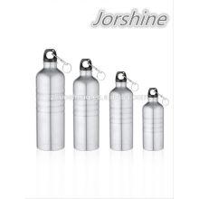 fácil ir logotipo personalizado botella de agua de acero inoxidable de 18 onzas
