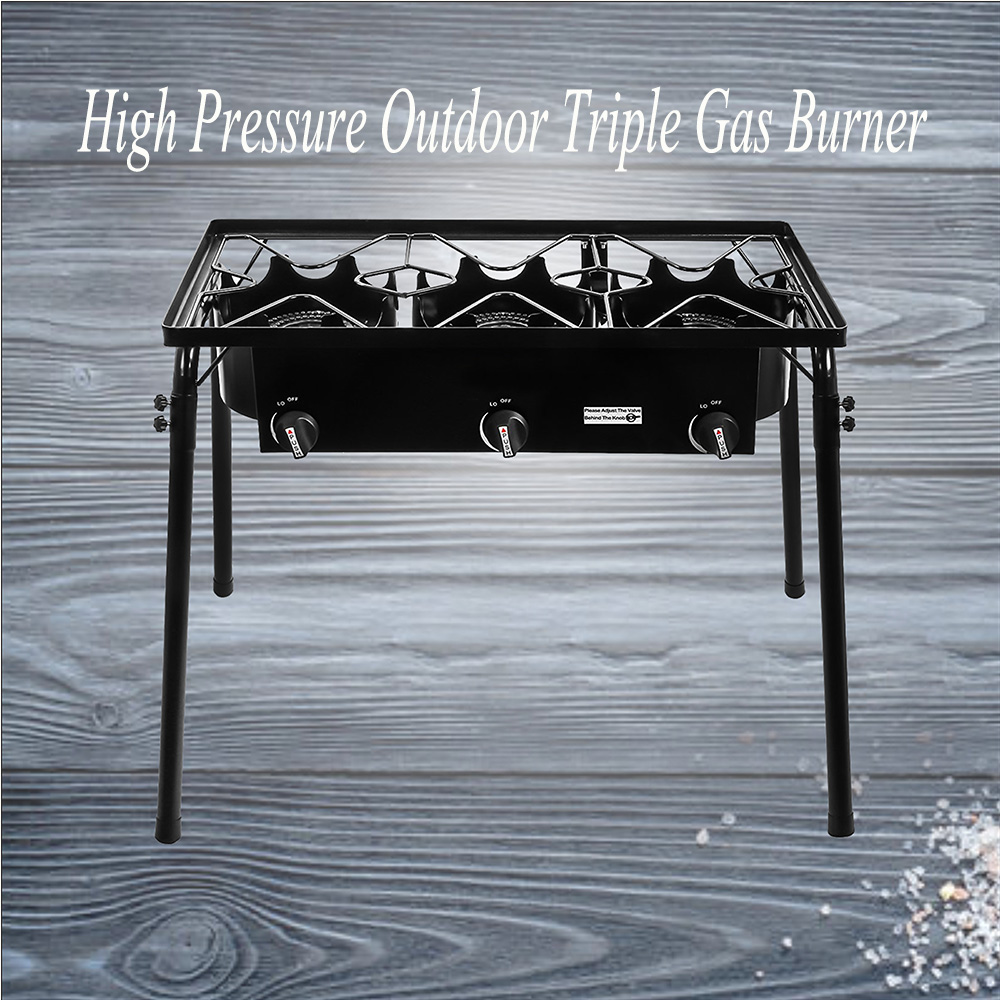 High Pressure Stove