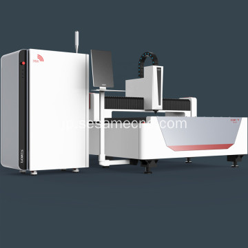 CNC Fiber Laser Cutting Michine for Square Tube
