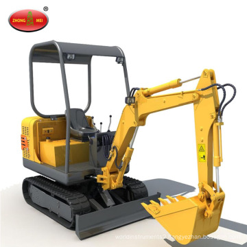 New Used Excavator 1.8 Ton Excavator For Sale