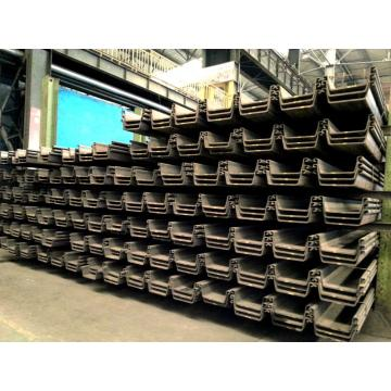 hot rolled concrets steel sheet pile