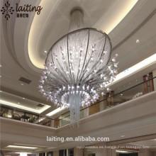 fabricantes modernos grandes de la lámpara, personalizador del chandelier del chalet