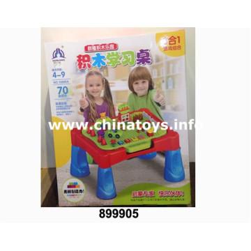 Boa qualidade diy brinquedos beilding bloco (899.905)