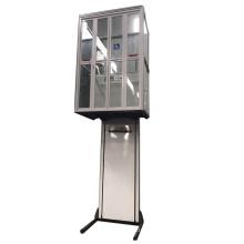 LONGHUA 1-16m 200kg vacuum home elevator hydraulic home elevator