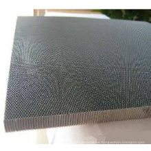 Núcleo de nido de abeja de aluminio para relleno de pizarra blanca