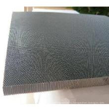 Алюминиевое сотовое ядро для начинки доски