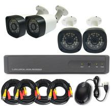 CCTV dvr kit 4 para segurança em casa