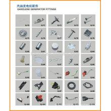 Generador de peças de gerador de gasolina King Power Partícula geradora de peças sobressalentes