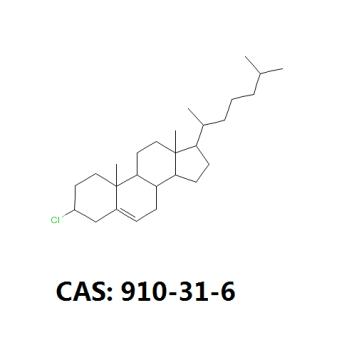 Cholesteryl chloride powder cas 910-31-6