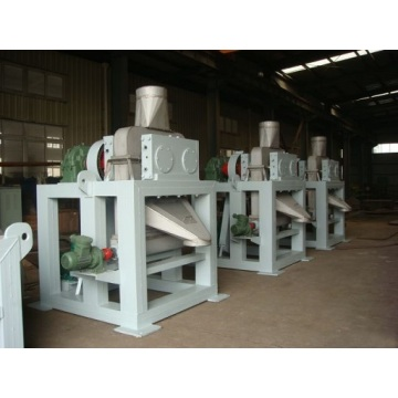 Low power fertilizers double roller granulator machine