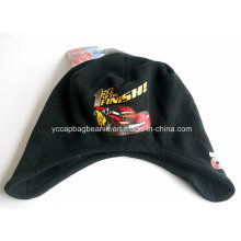 Мода полярного флиса Earflap Hat