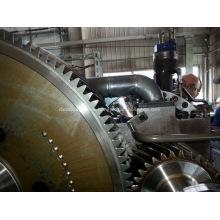 Сплава CNC подвергая механической обработке шестерни