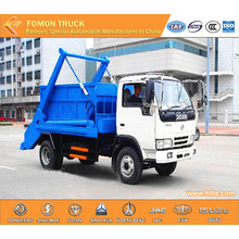 DONGFENG 4x2 6 M3 trash collecting truck