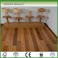 Горизонтальная шоколадного цвета 15мм твердый Bamboo настил