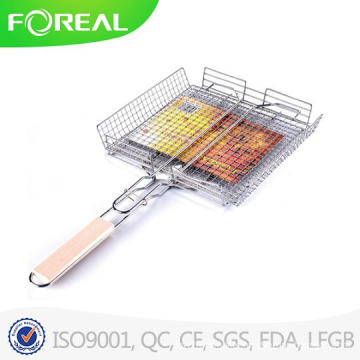Easy Clean, Easy Carry Feature BBQ Grill