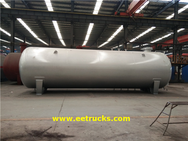 16000 Gallon Domestic LPG Tanks