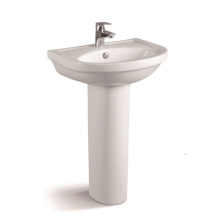 013b Hot Sale Ceramic Pedestal Basin