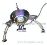 Exterior queimador fogão/split cabeça fornalha/camping/flat Jar/forno/fogão a gás