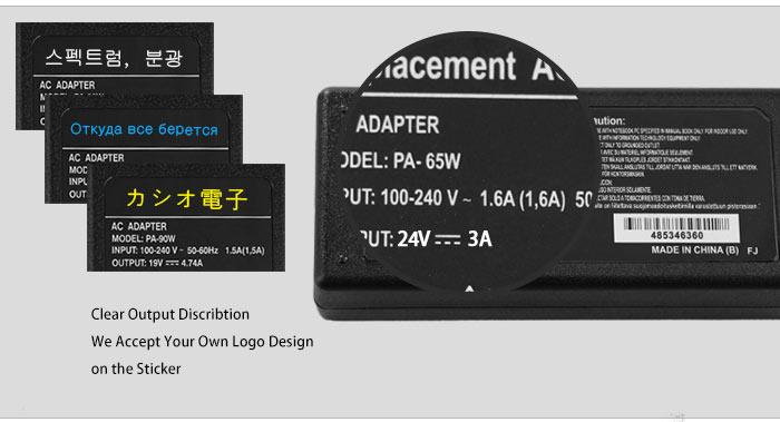 lcd adapter 24v