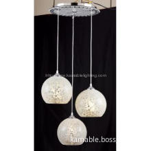 White Glass Pendant Lamp(BL-10638)