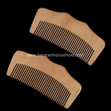 ECO-Friendly Wood Beard Comb