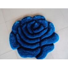 Blue Roses Design Carpet Dmy-H37