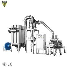 industrial carob seeds flour powder mill grinder crushing grinding machine