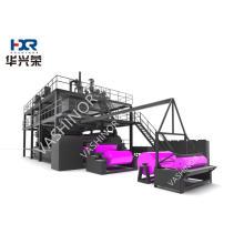 Línea de producción de máquina de fabricación de tela no tejida de 3200 mm