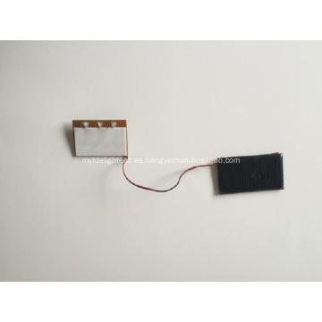 Módulo LED de panel solar, luz led solar, luz de panel solor