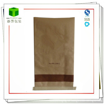 Feiner Mineral Seam Bottom Papiertüte