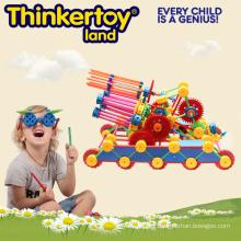 Educativo DIY 3D EVA Puzzle montar juguetes