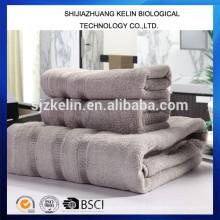 serviette de bain 100% fibre de bambou de haute qualité
