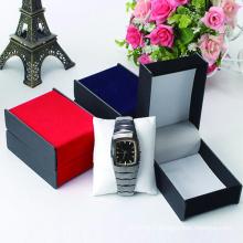 Boîte de montre d'emballage pour homme avec logo personnalisé